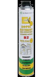 Αφρός Πιστολιού Βραδύκαυστος B2  - DB PU-Gunfoam 750ml