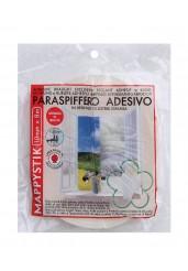 Αφρώδες Αυτοκόλλητο Αεροστόπ Λευκό 10 mm X 8 m - Μappy MAPPYSTIK