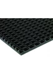 Ηχοαπορροφητικό Αφρώδες Σχήμα Αυγοθήκης Γκρι 100x100x3 cm - DB Mappysil Bugnato