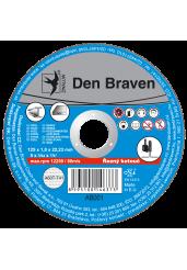 Δίσκοι Κοπής Inox & Μετάλλου - Den Braven
