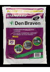 Νάυλον Επικάλυψης Μεσαίο 22 Micron 4m x 5m - Den Braven