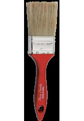 Πινέλα Διπλά με Λεύκη Τρίχα (Σειρά 354) - Amiko Flat Brushes