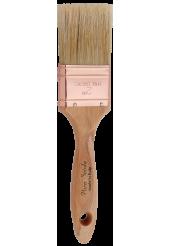 Πινέλα Υπέρδιπλα με Λευκή Τρίχα (Σειρά 356) -  Amiko Flat Brushes