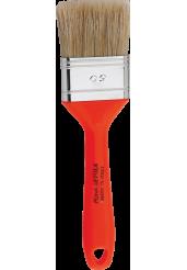 Πινέλα Μονά με Λευκή Τρίχα (Σειρά 330) - Amiko Flat Brushes