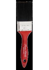 Πινέλα Διπλά με Μαύρη Τρίχα (Σειρά 355) - Amiko Flat Brushes