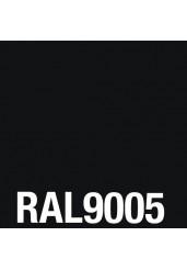 Σπρέι Ακρυλικό Μαύρο RAL 9005 - Τitan 400ml